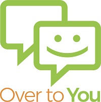 Over to You logo