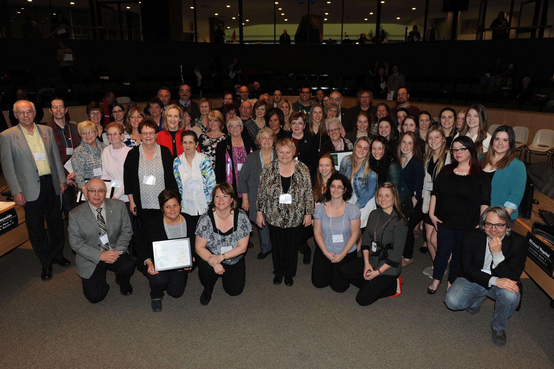 Civic Awards Recipients