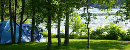 City of Greater Sudbury Campgrounds