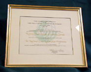 1992 United Nations Local Government Honors Award