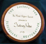 1995 Model Project Award