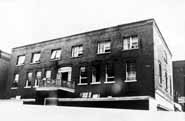 Jubilee Hall circa 1917.  Photo courtesy of the Greater Sudbury Historical Database.