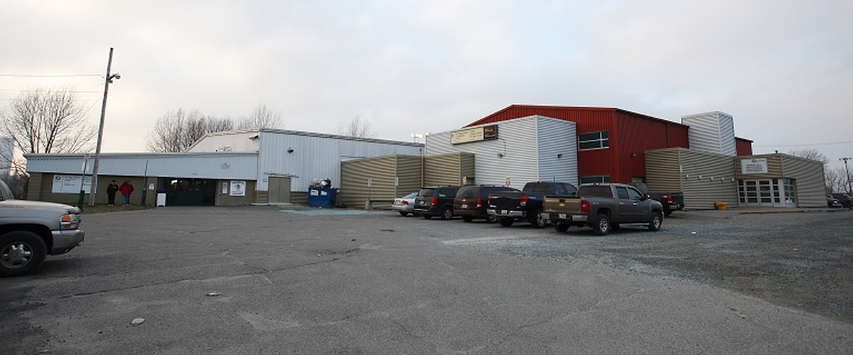 Dr. Edgar Leclair Community Centre  and Arena