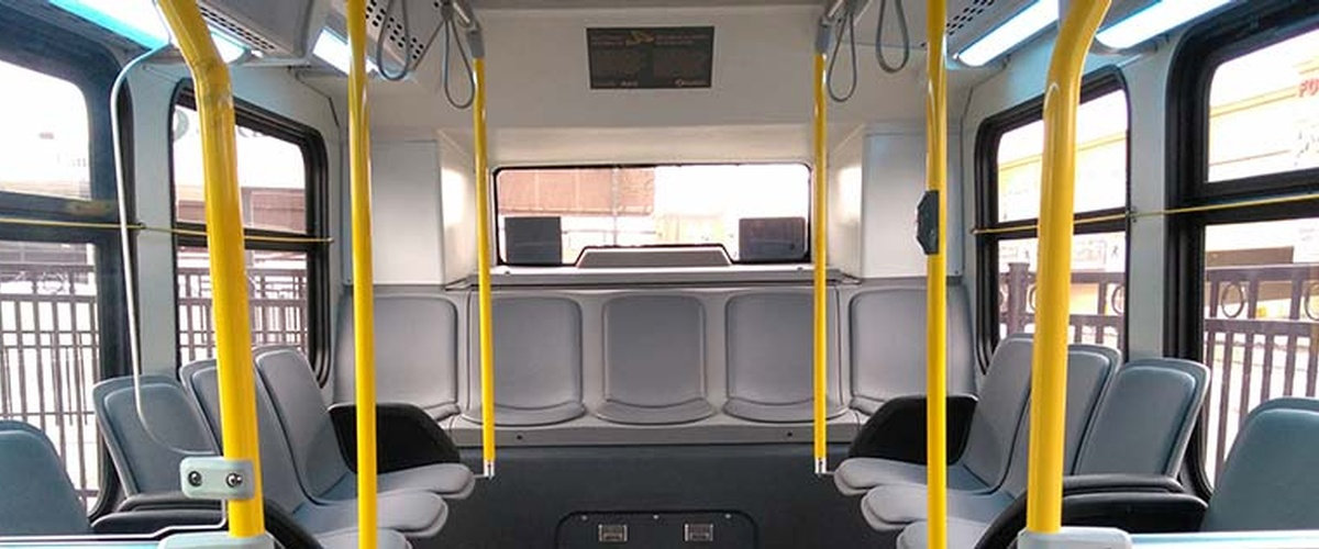 Accessible Bus Features